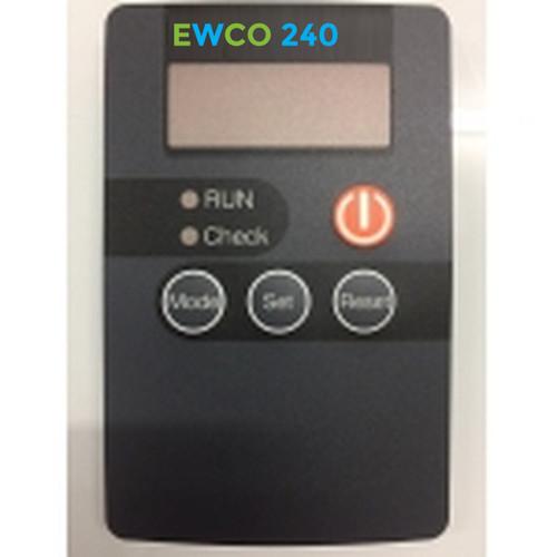 EWCO 240 System Label