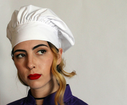 225b1f92abe47 Premium Toque Chef s Hat - Build Your Own
