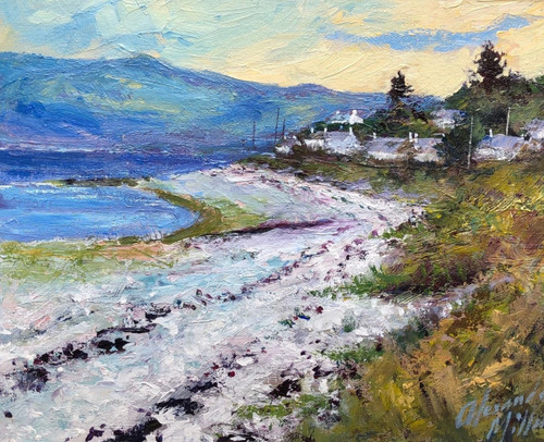 Along the Shore, Pirnmill, Arran