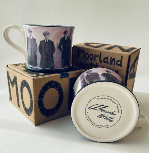 """Two """"Peaky Blinders"""" Inspired Mugs"""