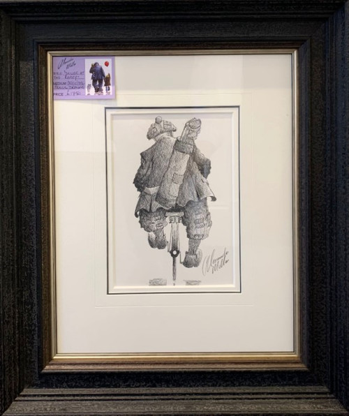 Fairway to Heaven is a print of the original painting by Scottish artist Alexander Millar.