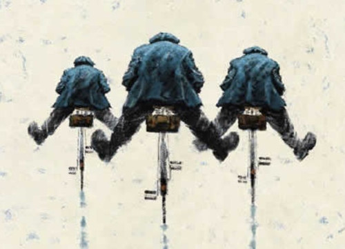 633 Squadron is an original oil painting by Alexander Millar.