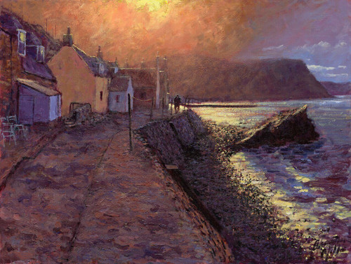 After the Storm, Crovie (Click & Collect)