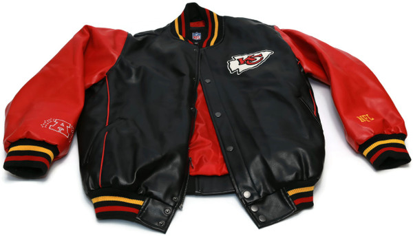 Mens NFL G-3 Apparel  Kansas City Chiefs Coat
