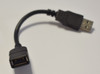 6 Inch USB A/A Extension Cable Male/Female