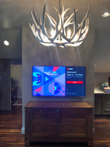 TV and surround sound Installation
