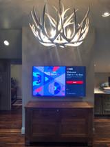 TV and surround sound Installation