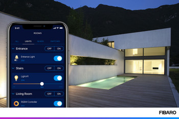 Fibaro Z-Wave Controller Gateway  Home Center 2