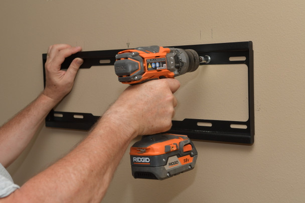 """Tilt or Flat Wall TV Installation (TV up to 65"""")"""