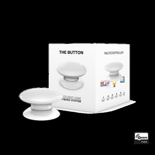 Fibaro Z-Wave Button White