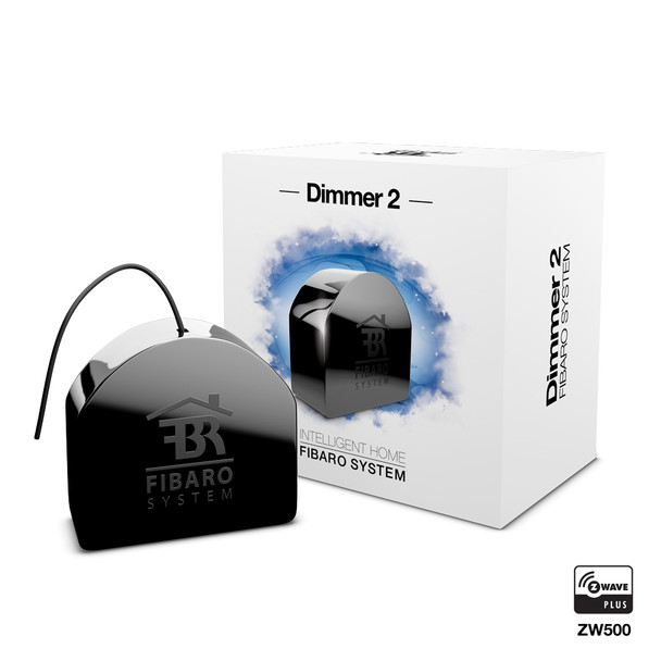 FIBARO Z-Wave Dimmer 2 ZW5