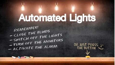 Automated Lights