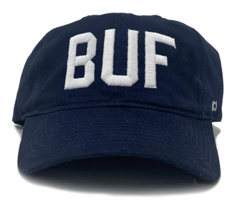 BUF Navy Cotton Hat