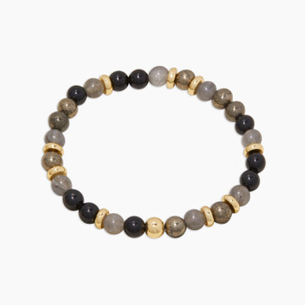 Power Gemstone Mantra Bracelet - Virtue