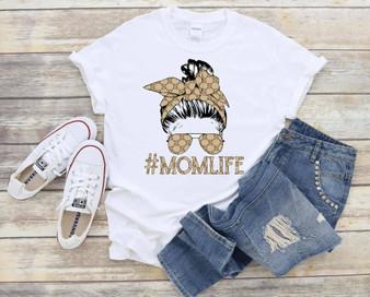 G #MomLife Tee
