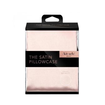 Satin Pillowcase - Blush