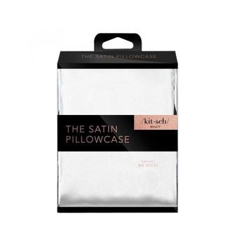Satin Pillowcase - Ivory