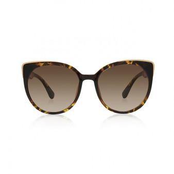 Amalfi Sunglasses - Tortoiseshell
