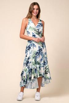 Nevina Wrap Dress