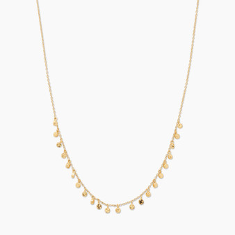 Chloe Mini Necklace - Gold