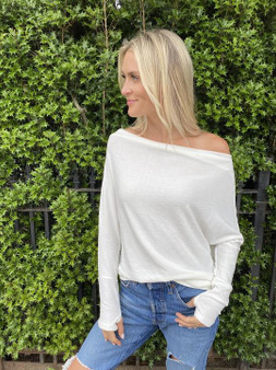 The Anywhere Top - Ivory