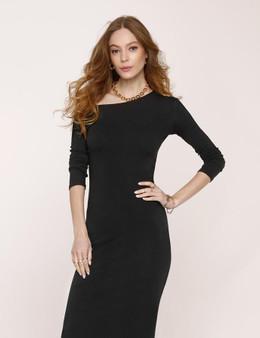 Larisa Dress - Black