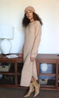 Chaya Sweater Midi Dress