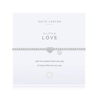A Little Bracelet - Love/Pave Heart