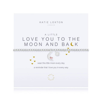 A Little Bracelet - Love you to the Moon