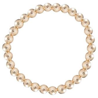 Classic Gold 5mm Bracelet