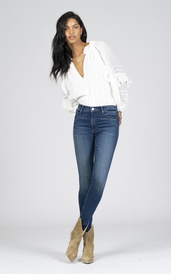 Gisele High Rise Skinny - Not Your Baby