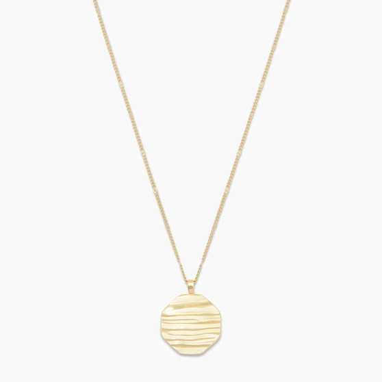 Sunset Necklace - Gold