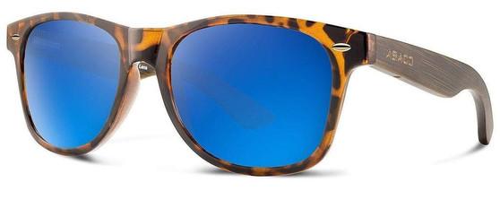 Taylor - Tortoise/Deep Blue Mirror