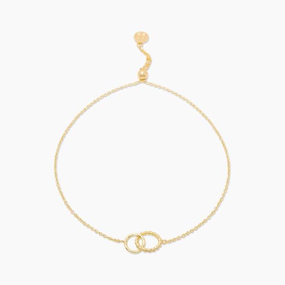Crew Charm Bracelet - Gold