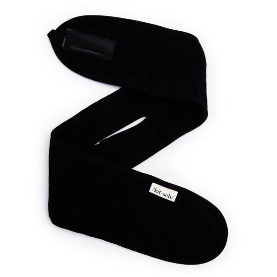Eco-Friendly Spa Headband - Black