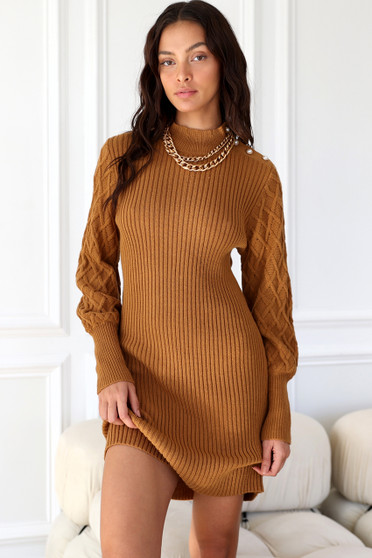 Jess Sweater Knit Dress