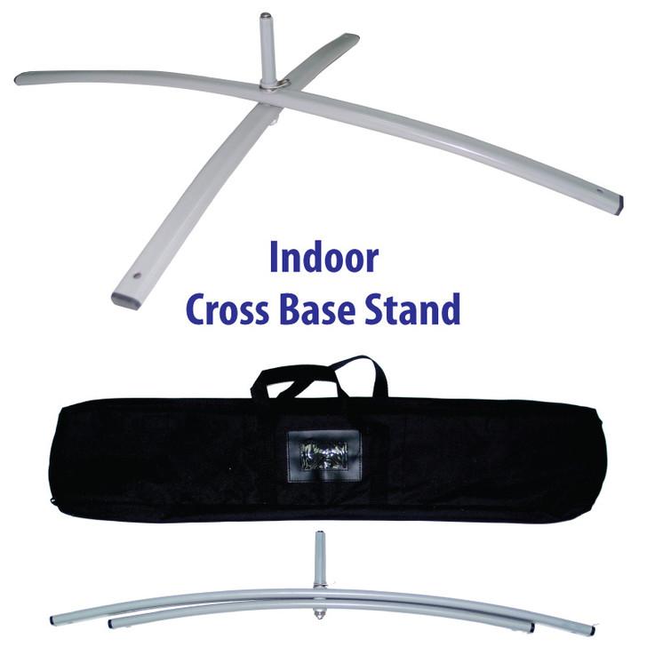 Indoor Cross Pole Stand