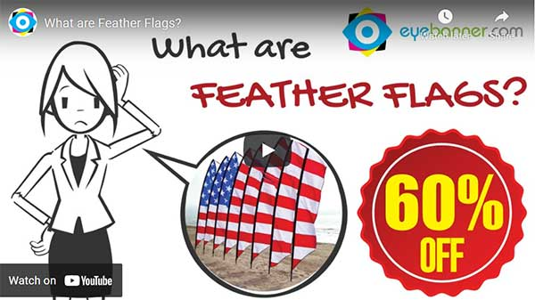 What are Feather Flags?