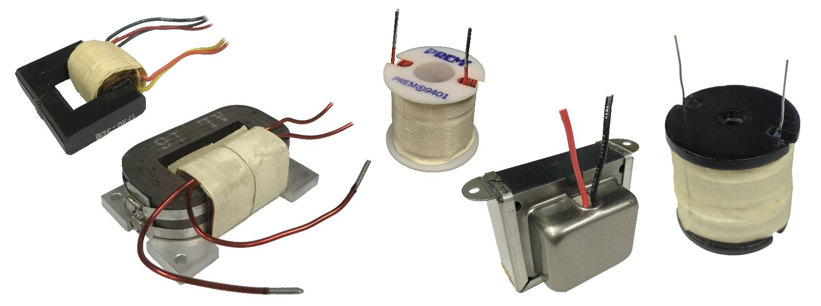 Custom Inductors
