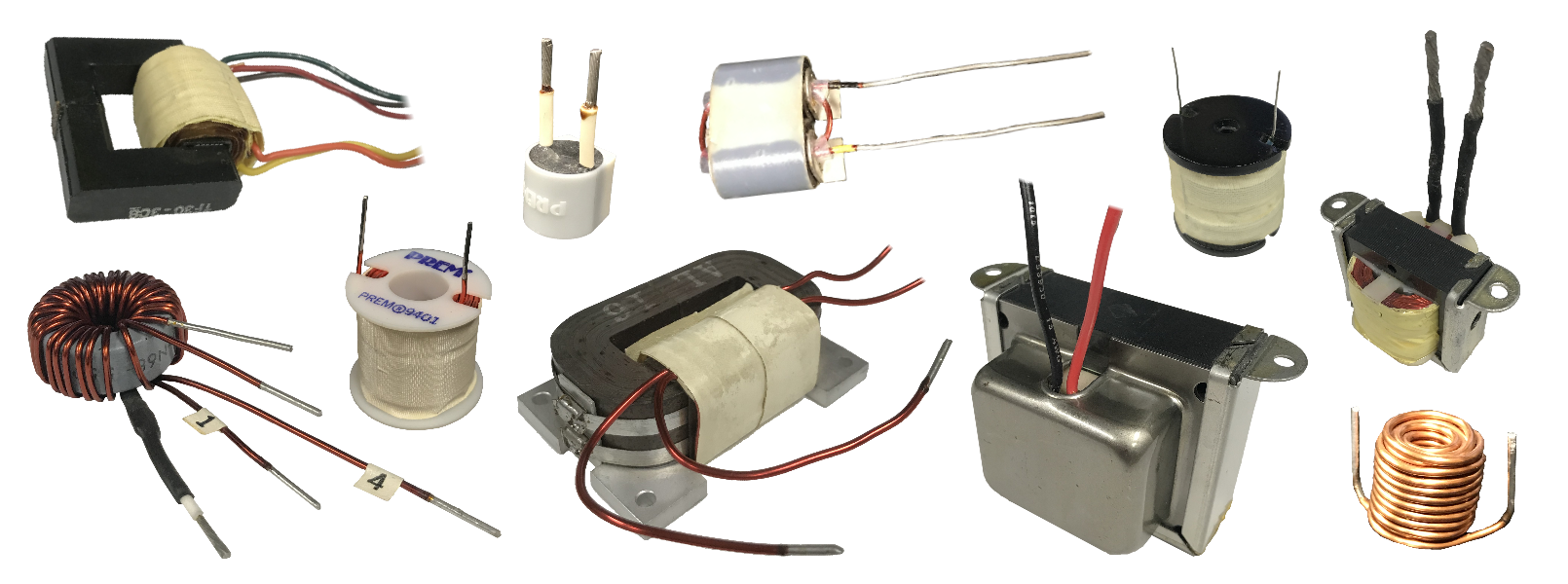 Custom Inductors & Chokes