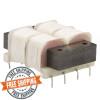 SPW-309: Dual 115/230V Primary, 12.0VA, Series 120VCT @ 100mA, Parallel 60V @ 200mA