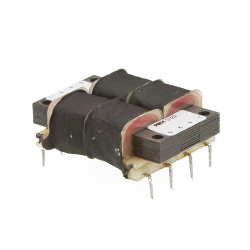 SLP-24-052: Dual 24V Primaries, 2.5VA, Series 16VCT @ 150mA, Parallel 8V @ 300mA