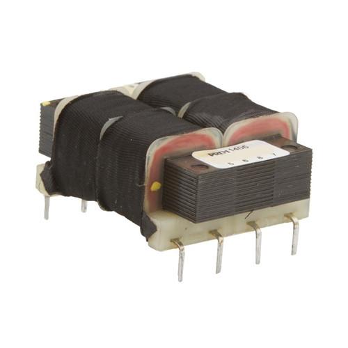 SLP-24-100: Dual 24V Primaries, 6.0VA, Series 10VCT @ 600mA, Parallel 5V @ 1.2A