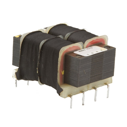 SLP-24-151: Dual 24V Primaries, 9.0VA, Series 12.6VCT @ 715mA, Parallel 6.3V @ 1.43A