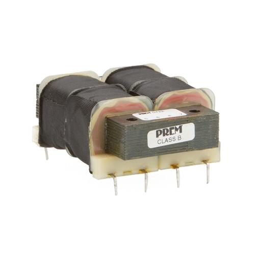 SLP-24-301: Dual 24V Primaries, 12.0VA, Series 12.6VCT @ 900mA, Parallel 6.3V @ 1.8A