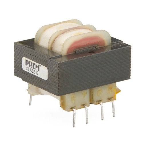 SLP-24-500: Single 24V Primary, 6.0VA, Series 10VCT @ 600mA, Parallel 5V @ 1.2A
