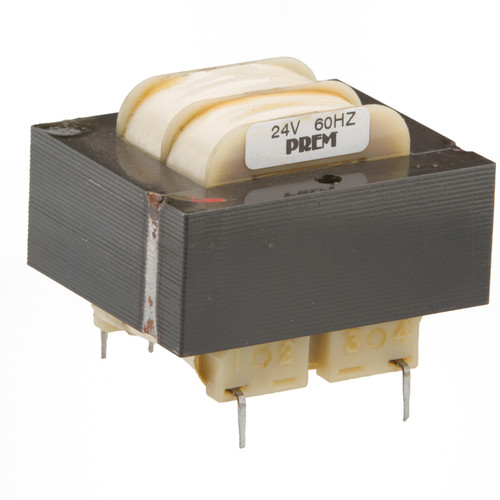 SLP-24-602: Single 24V Primary, 12.0VA, Series 16VCT @ 800mA, Parallel 8V @ 1.6A