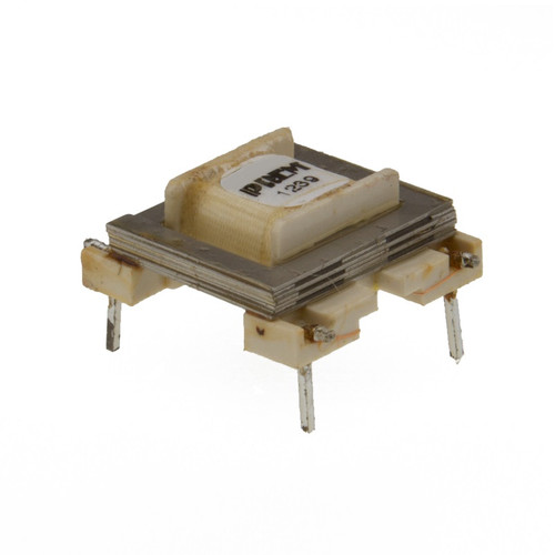 SPT-012-UL: 600Ω:600Ω Impedance, 1:1 Turns Ratio Coupling Transformer
