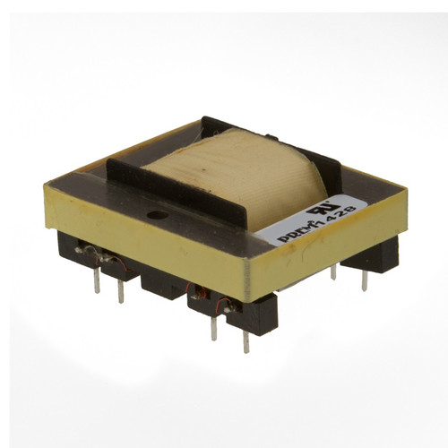SPT-109-UL: 600Ω:600Ω Impedance, 1:1 Turns Ratio, Coupling Transformer