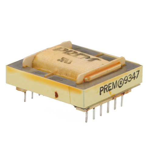 SPT-1107-UL: Economy, 1:1.08 Turns Ratio, 2200VDC Dielectric Strength, Shielded, Coupling Transformer